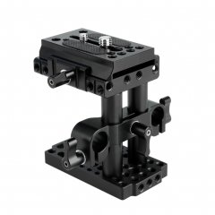 Niceyrig Baseplate (Manfrotto) with 15mm Dual Rod
