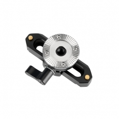 NICEYRIG NATO Rail Clamp to Rosette Mount Adapter