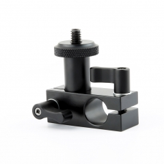NICEYRIG 15mm Rail Block Rod Clamp Mount 90 Degree Angle