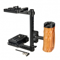 NICEYRIG Canon Nikon  Panasonic Camera Cage Kit