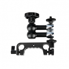 "Niceyrig 7""Articulating Arm EVF Microphone Mount"