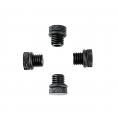 Niceyrig 15mm Rod Cap Pack of 4