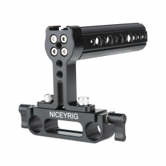 Niceyrig Top Handle with 15mm Dual Rod Clamp