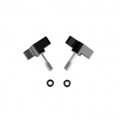 Niceyrig M6 Wing Nut Thumb Screws 2 packs