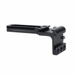 Niceyrig L bracket with Cold Shoe Nato Rail