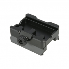 Niceyrig QR Drop-in Base Plate (Arca Dovetail Clamp to Manfrotto Dovetail)