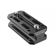 Niceyrig Dedicated Riser kit for Arri Rosette Base Plate