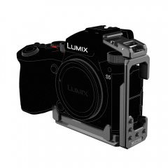 Niceyrig L-bracket for Panasonic Lumix S5 Camera