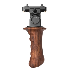Niceyrig Universal Wooden Single handgrip